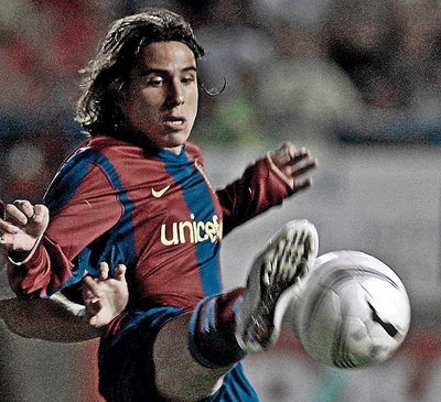 Arsenal linked with Barcelona starlet Gai Assulin (video evidence)