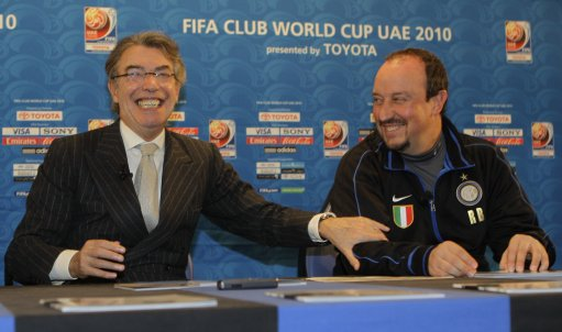 Italy Soccer Fifa Club World Cup