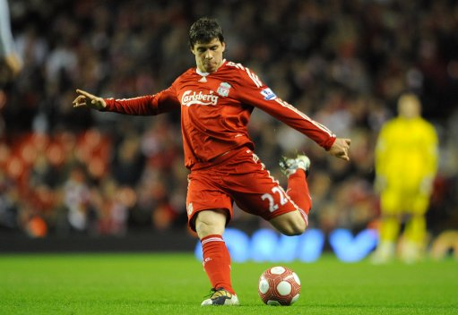 Soccer - Barclays Premier League - Liverpool v Portsmouth - Anfield