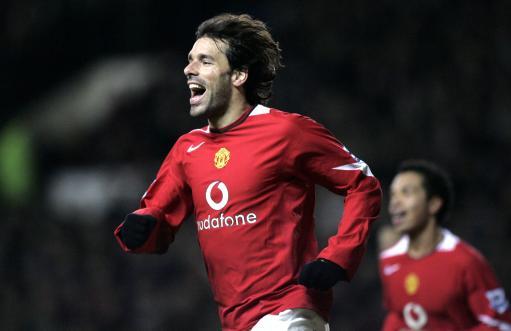Soccer - FA Barclays Premiership - Manchester United v West Bromwich Albion - Old Trafford