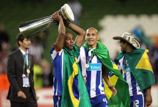 Soccer - UEFA Europa League - Final - FC Porto v Braga - Aviva Stadium