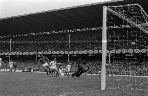 Soccer - World Cup England 1966 - Quarter Final - Portugal v North Korea - Goodison Park