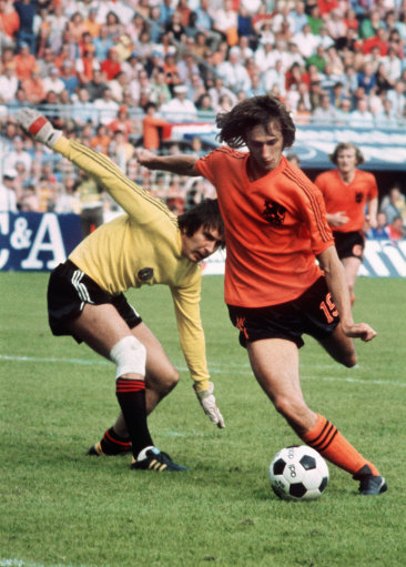 Soccer - 1974 FIFA World Cup - Group 3 - Netherlands v Bulgaria