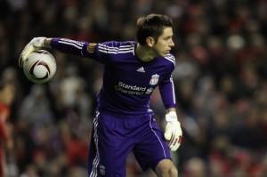 Soccer - UEFA Europa League - Group K - Liverpool v FC Utrecht - Anfield