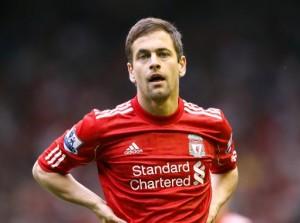 Soccer - Barclays Premier League - Liverpool v Birmingham City - Anfield