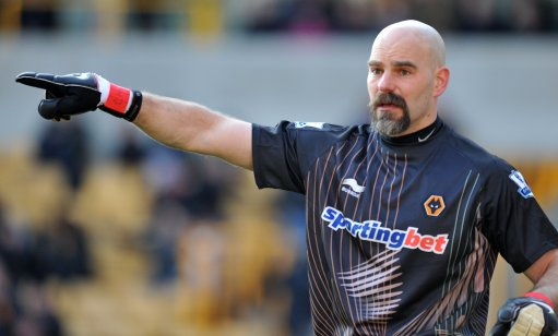 Soccer - FA Cup - Fourth Round - Wolverhampton Wanderers v Stoke City - Molineux