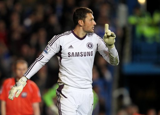 Soccer - Carling Cup - Third Round - Chelsea v Fulham - Stamford Bridge