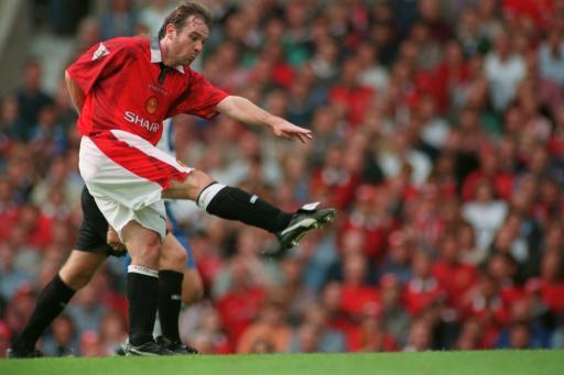 Brian McClair, Manchester United