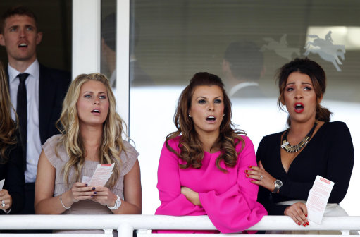 Ladies Day at Aintree Pictures - The 2017 Grand National - Day One - Aintree Racecourse