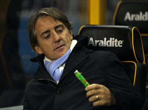 Roberto Mancini & Fruit Pastilles
