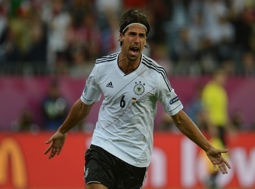 Khedira Greece