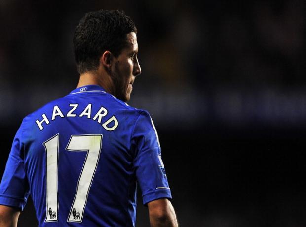 Eden Hazard Chelsea Reading