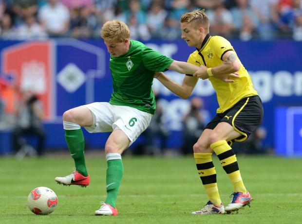 Kevin De Bruyne Werder Bremen