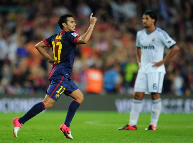 Pedro Barcelona Real Madrid