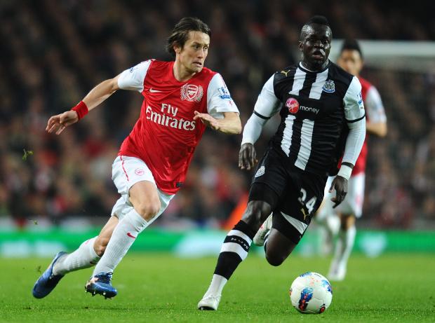 Tiote Arsenal