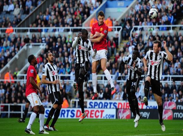 Jonny Evans Goal