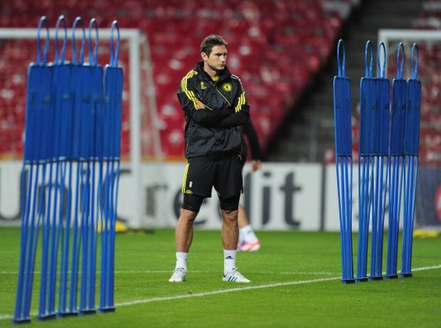 Lampard Shanghai