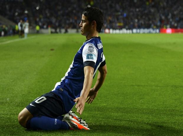 Rodriguez Man United