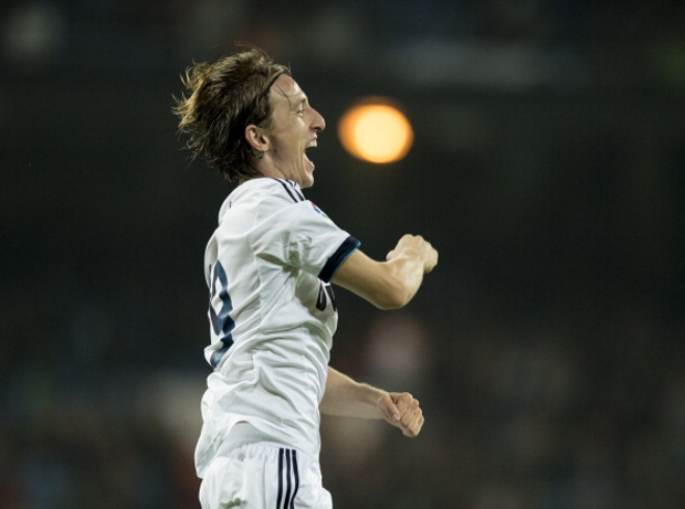 Modric Real Madrid Goal
