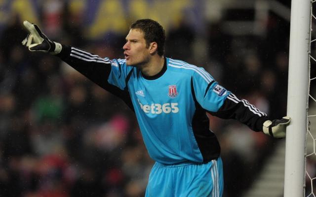 Begovic Man United