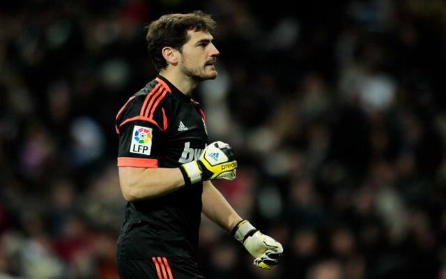 Casillas Goal
