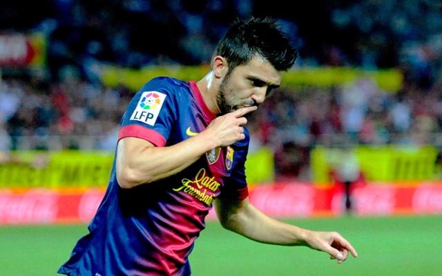 David Villa Chelsea