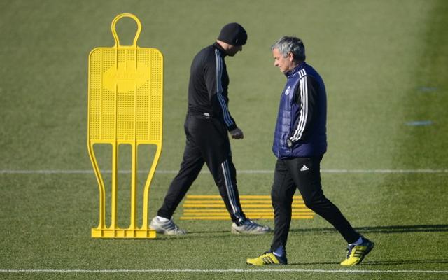 Mourinho Job