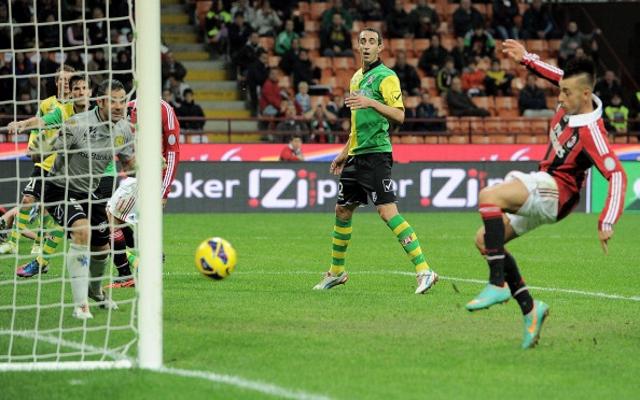 Shaarawy Arsenal