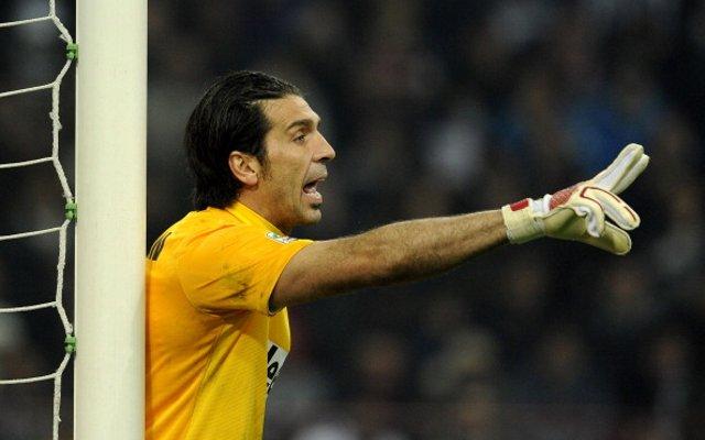 Gianluigi Buffon Juventus Italy