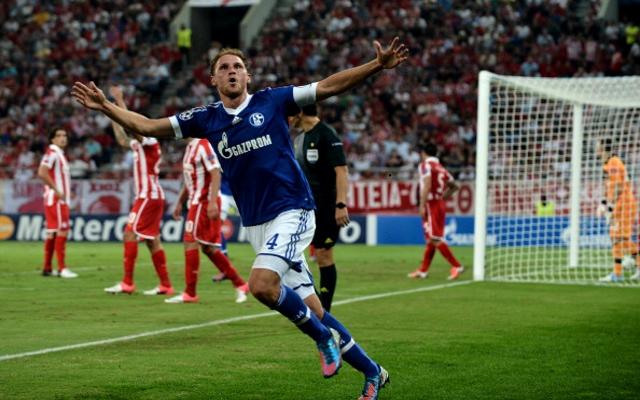 Bendikt Howedes Schalke