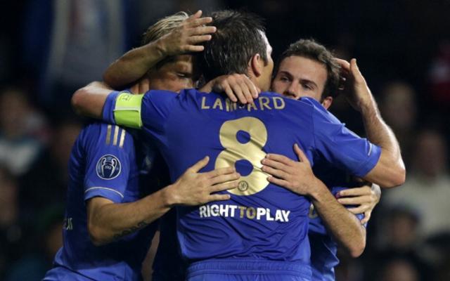 Lampard Exit