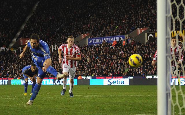Lampard Stoke City