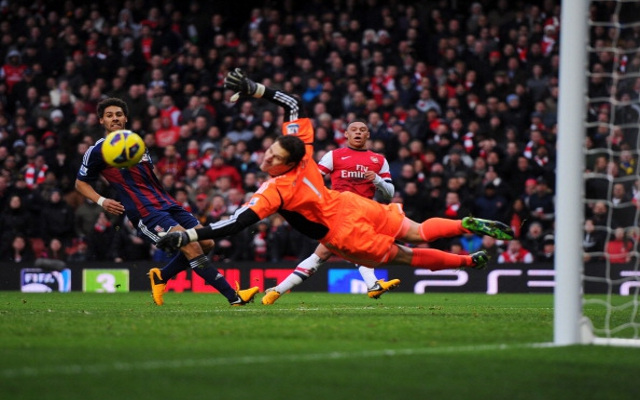 Begovic Arsenal