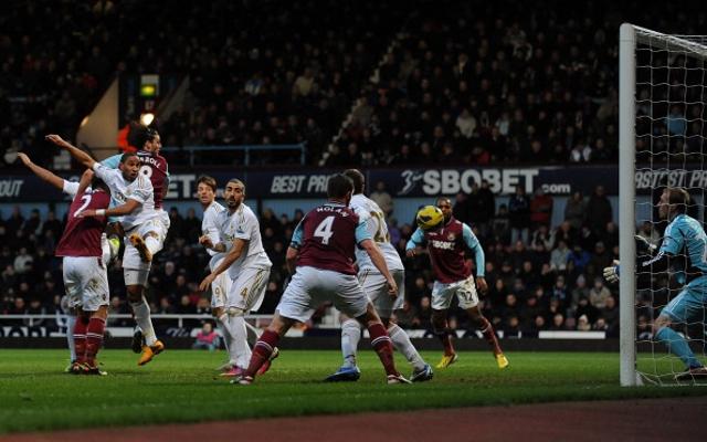 Carroll Swansea City