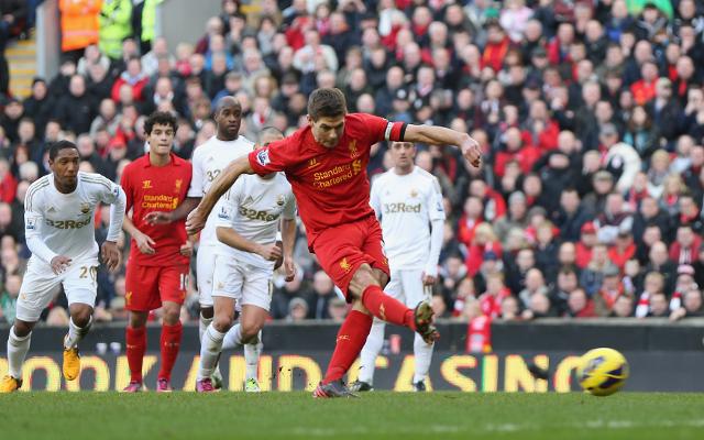 Gerrard Goal