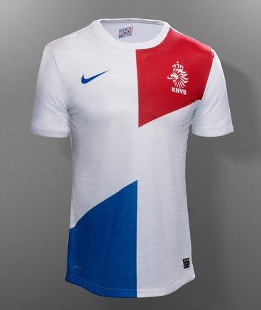 Holland Away 1
