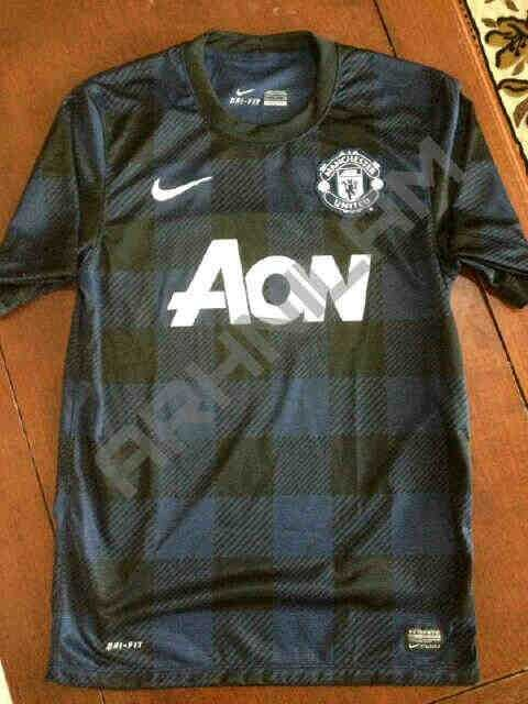 Away for  New United & Kit Home (Images) 2013/14 Man
