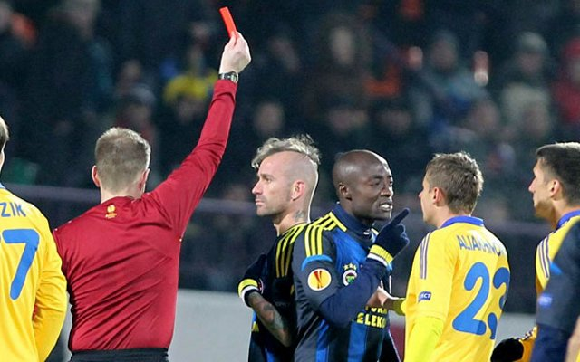 Meireles Red Card