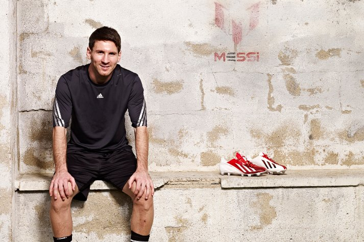 Messi Adidas 1