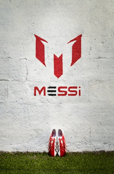 Messi Adidas 2