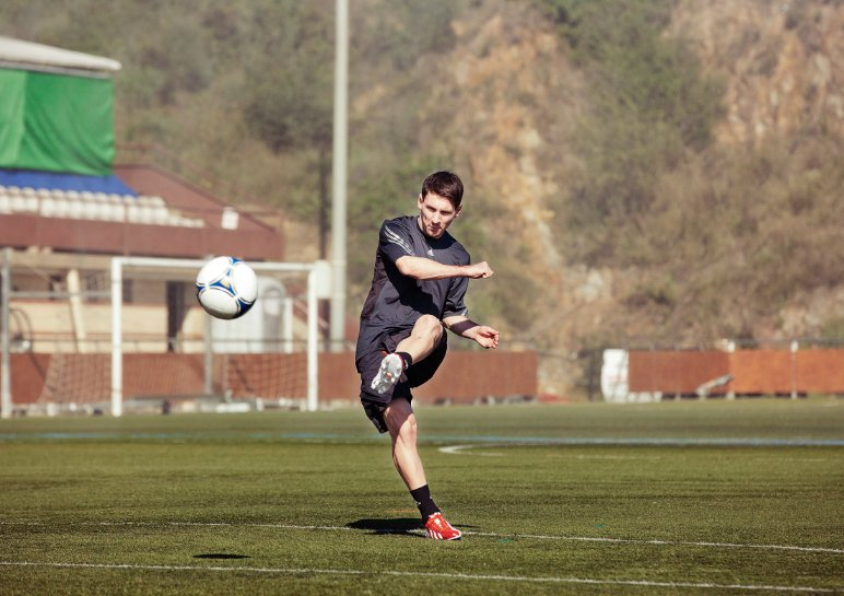 Messi Adidas 6