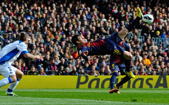 Messi getafe