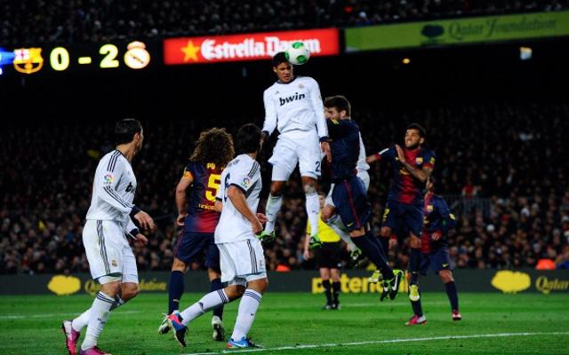 Varane Barcelona