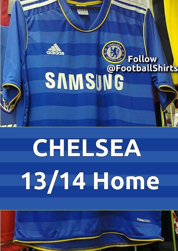Chelsea 201314 Home