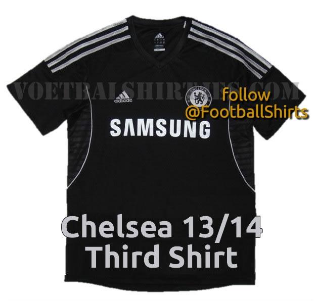 Chelsea 201314 Third