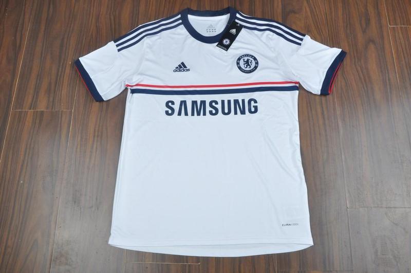 Chelsea Away 201314