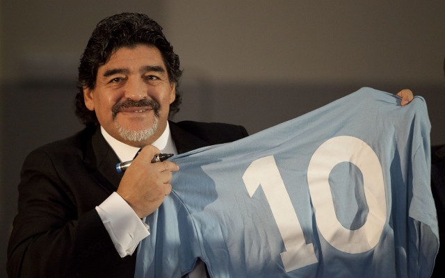 Tottenham Plan Outrageous Move To Appoint Diego Maradona To Replace Andre Villas Boas As White Hart Lane Boss Caughtoffside