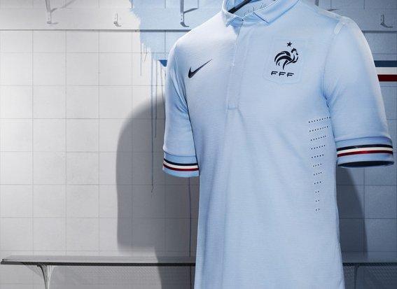 France Away 1