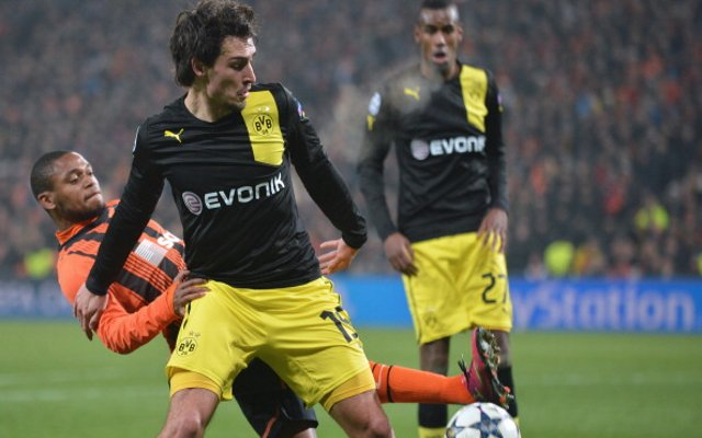 Hummels Man United Double
