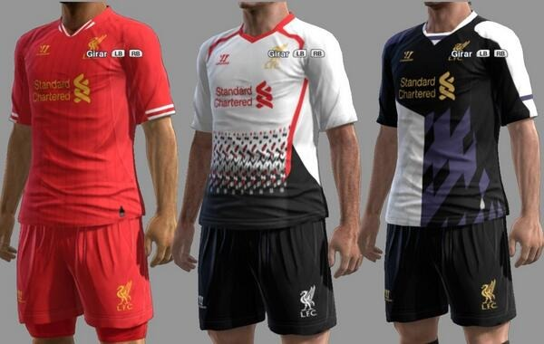Liverpool Kit Cover